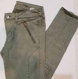 American Eagle Outfitters Jegging Ankle Super